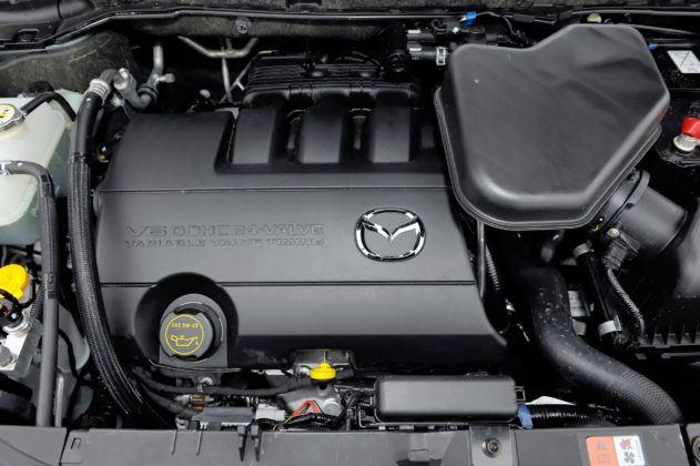 Mazda CX-9 - silnik