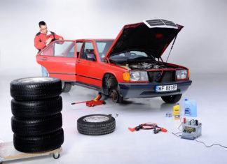 Przygotowanie samochodu do zimy