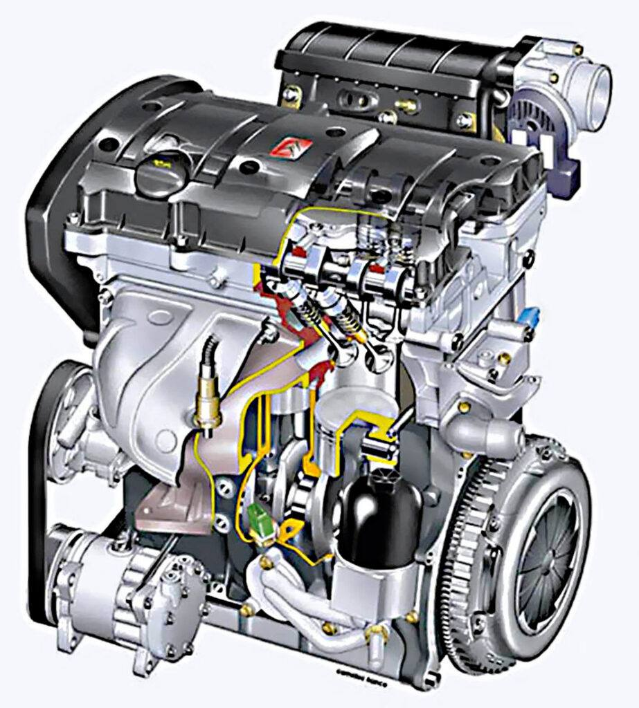 Peugeot Citroen 1.0-1.6 (TU, ET)