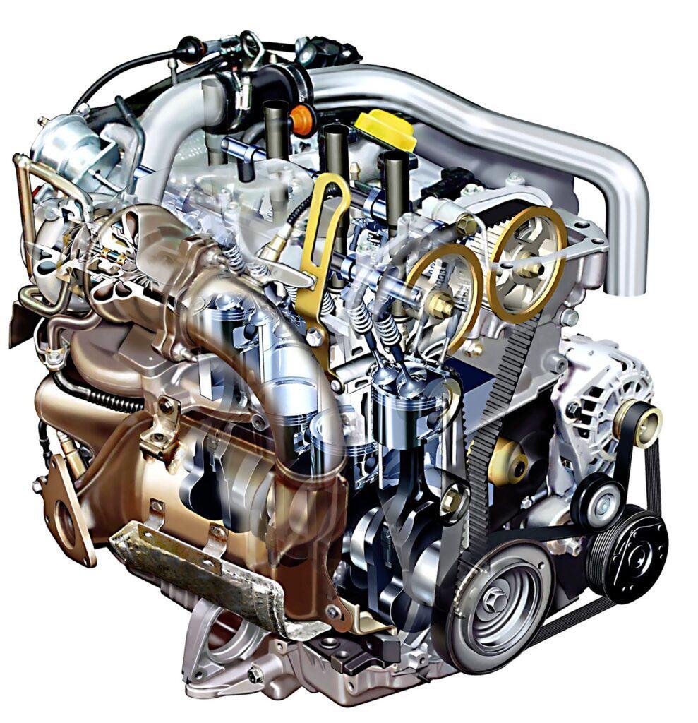Renault 2.0 Turbo