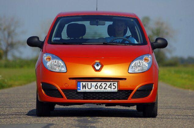 Renault Twingo II przed liftingiem (2007-2012)