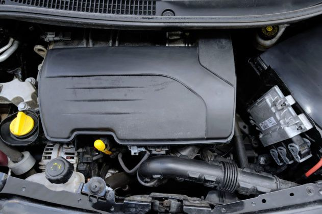 Renault Twingo II - silnik