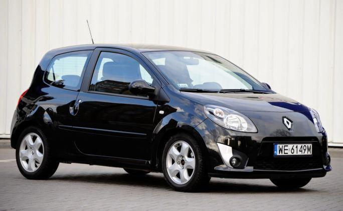 Renault Twingo II - przód