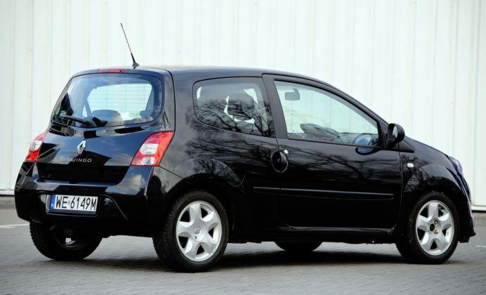 Renault Twingo II - tył