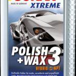 Sonax Xtreme Polish + Wax3 Hybrid NPT