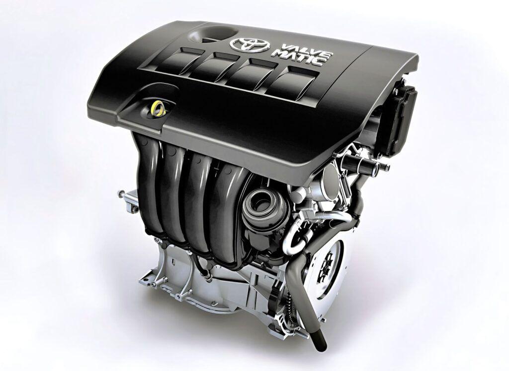 Toyota 1.6 VVT-i (ZR)