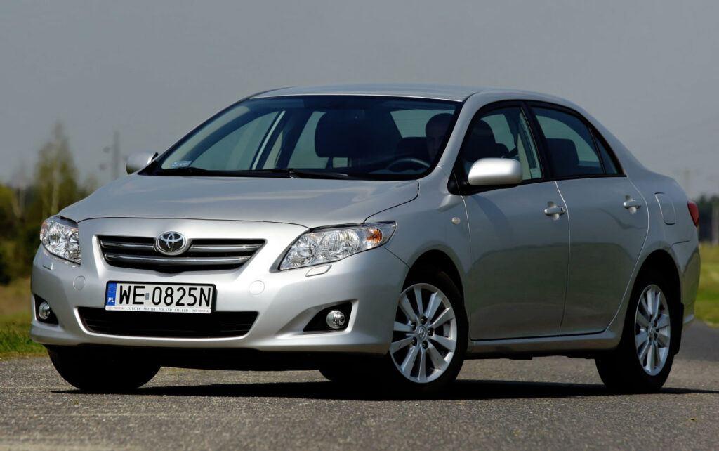 Toyota Corolla X