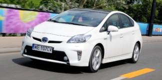 Toyota Prius III - otwierające