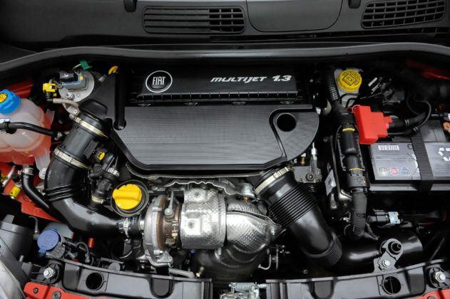 Używany Fiat Panda III - silnik