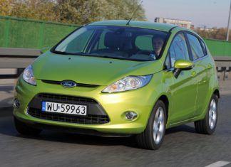 Używany Ford Fiesta VII – opinie kierowców, wady, zalety i usterki