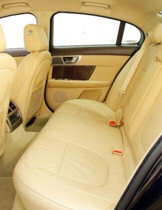 Jaguar XF I