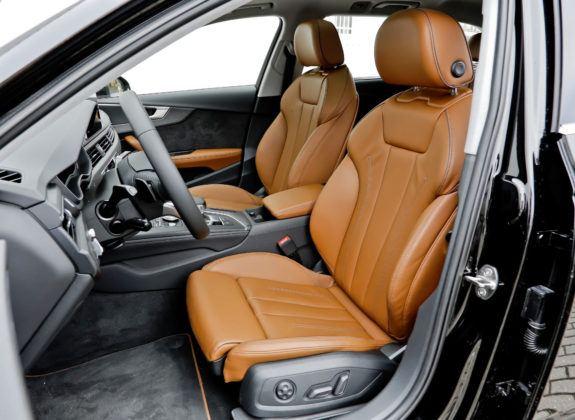 Klasa średnia - najlepszy - Audi A4 (fotel kierowcy)