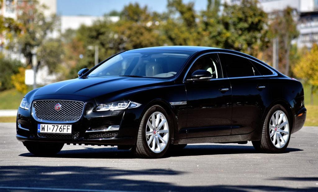 Klasa luksusowa - najgorszy - Jaguar XJ