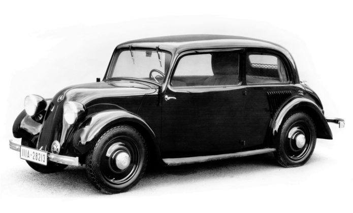 Mercedes 130