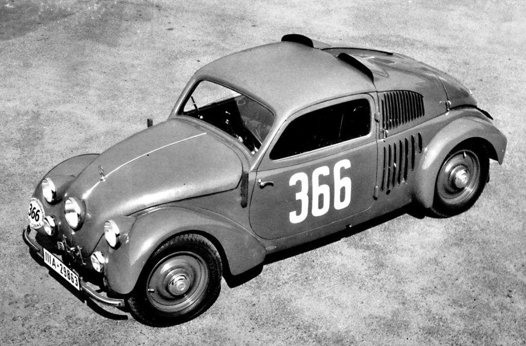 Mercedes 150 Sport Saloon