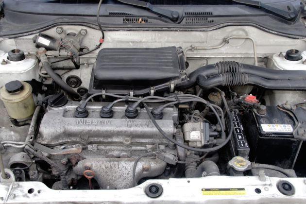 Nissan Micra K11 - silnik
