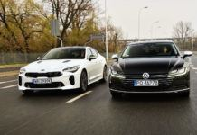Kia Stinger vs Volkswagen Arteon