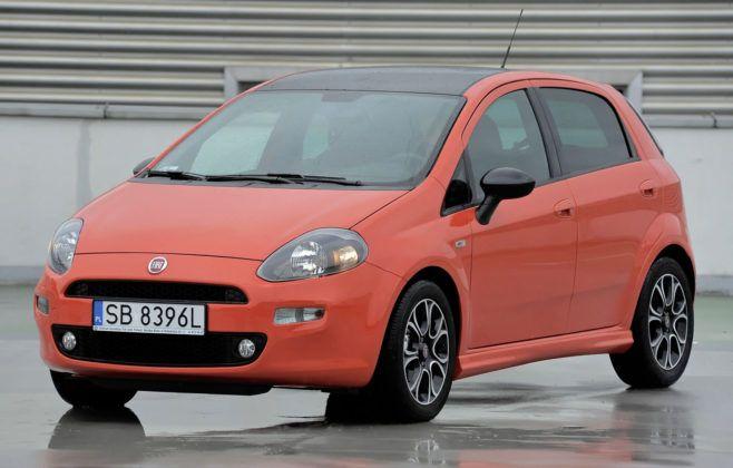 Zmienna siła wspomagania - Fiat Punto