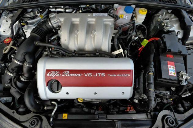Alfa Romeo 159 TBi - silnik