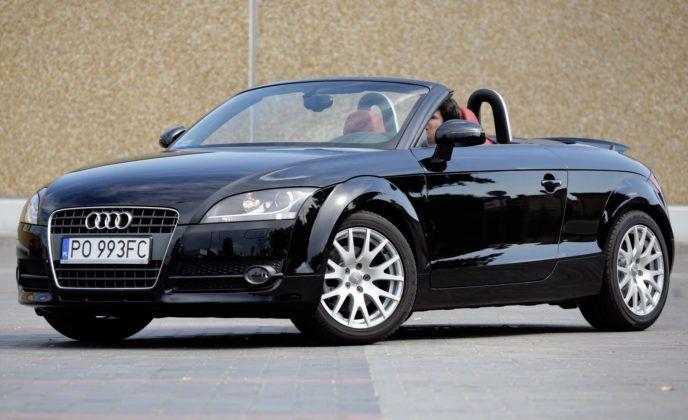 Audi TT II