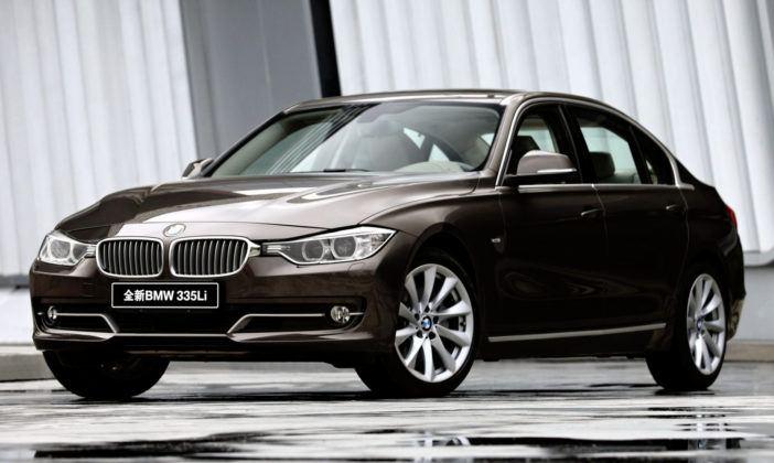 BMW serii 3L
