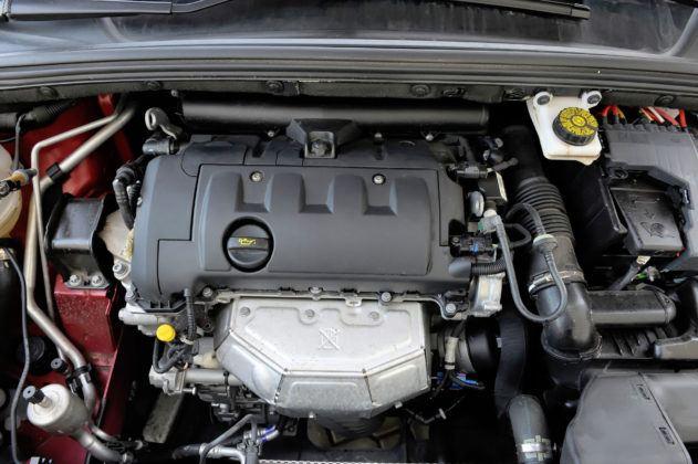 Citroen C4 II - silnik