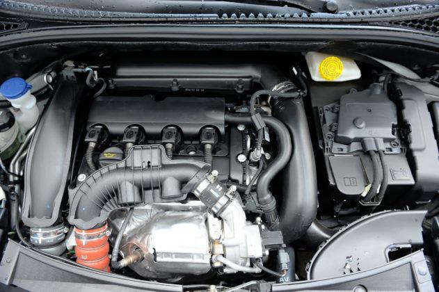 Citroen DS3 - silnik