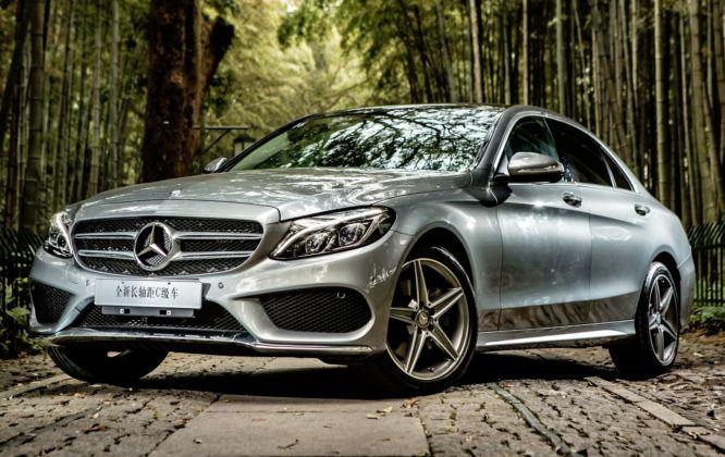Mercedes C-L