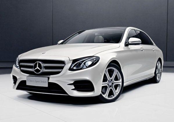 Mercedes E-L