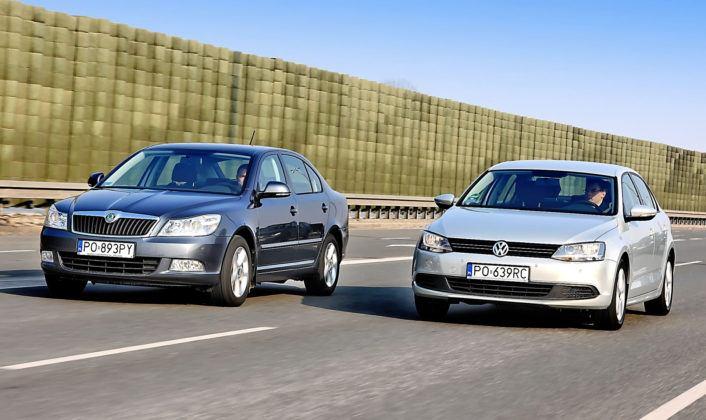 Skoda Octavia & VW Jetta