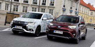Toyota RAV4 vs Mitsubishi Outlander