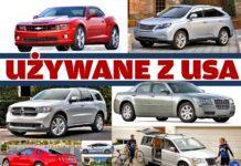 Używane samochody z USA