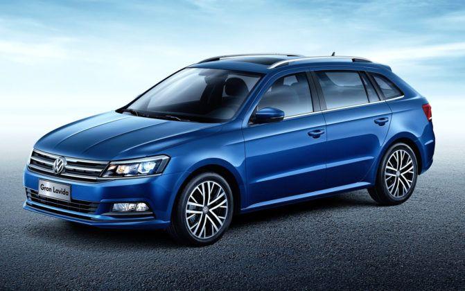 Volkswagen Gran Lavida