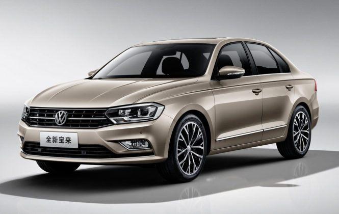 Volkswagen New Bora