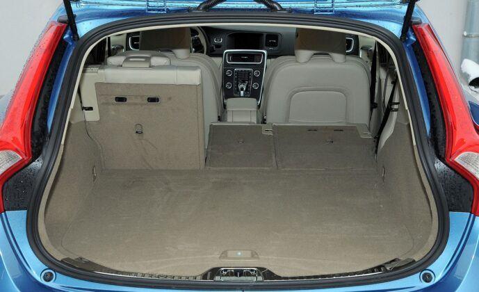 Volvo S60 II V60 I 36