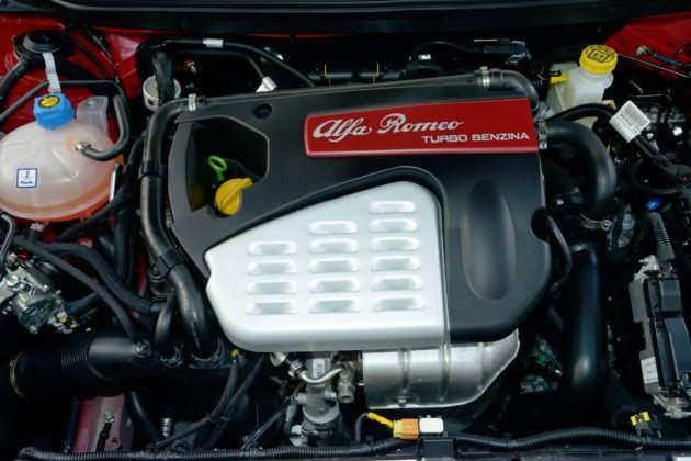 Alfa Romeo Giulietta - silnik