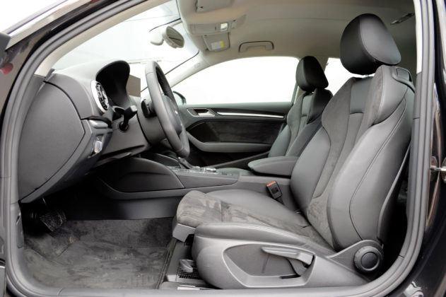 Audi A3 III - fotel kierowcy