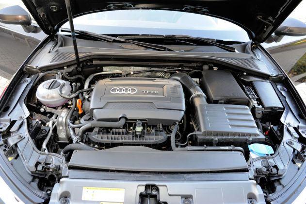 Audi A3 III - silnik