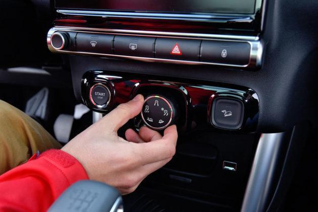 Citroen C3 Aircross - Grip Control