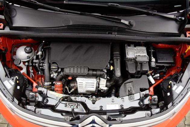 Citroen C3 Aircross - silnik 1.2 PureTech