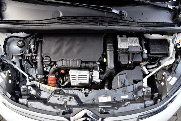 Citroen C3 Aircross - silnik