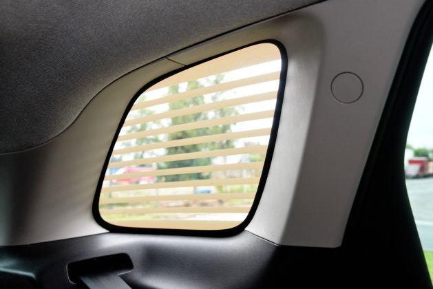 Citroen C3 Aircross - tylne okno