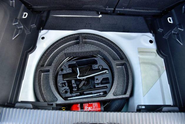 Citroen C3 Aircross - zestaw naprawczy