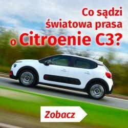 Citroen C3 przeglad prasy