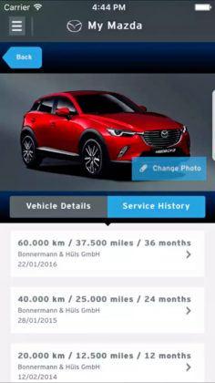 EKS Mazda