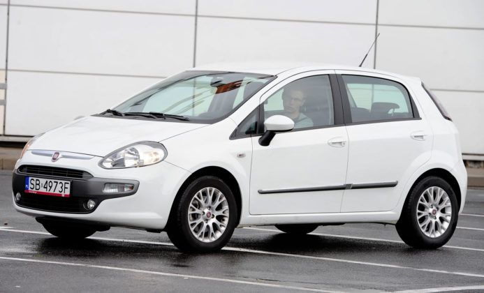 Fiat 1.3 MultiJet - Fiat Grande Punto