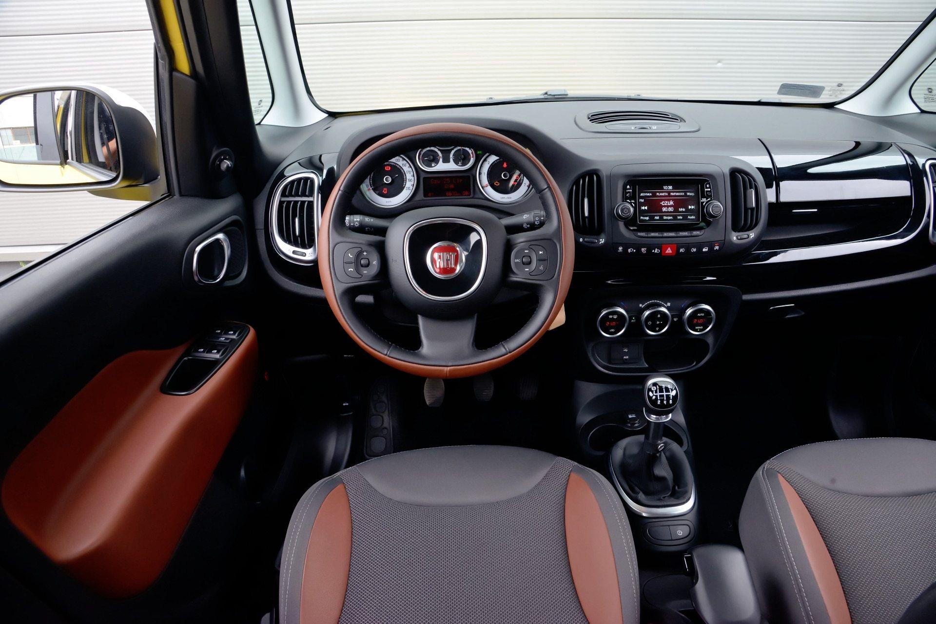 Inne rodzaje Używany Fiat 500L (od 2012 r.) opinie użytkowników DW74