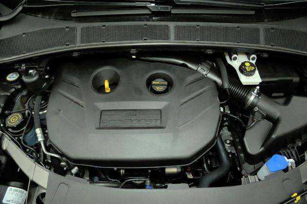 Ford S-Max - silnik