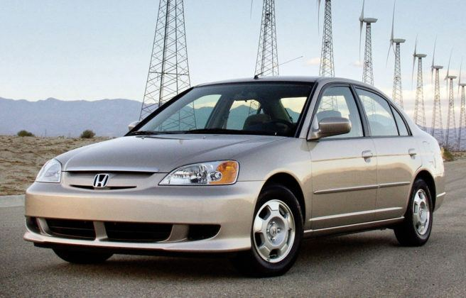 Honda Civic IMA (2001-2006)