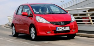 Honda Jazz opinie
